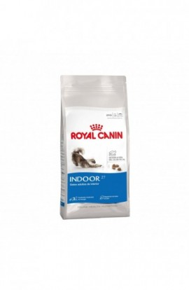 Alimento gato Royal Indoor 27