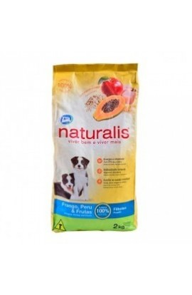 Alimento cachorro Naturalis