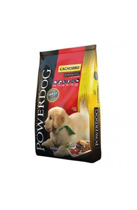 Alimento perro cachorro Powerdog Cach